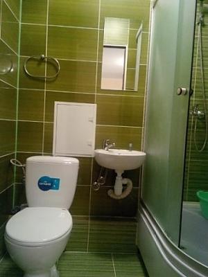 Апартаменты во Львове, 1-комнатная, 006