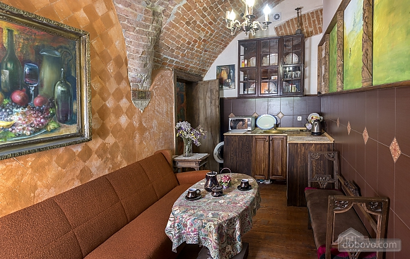 Atmospheric apartment in the heart of Lviv, Monolocale (40679), 005