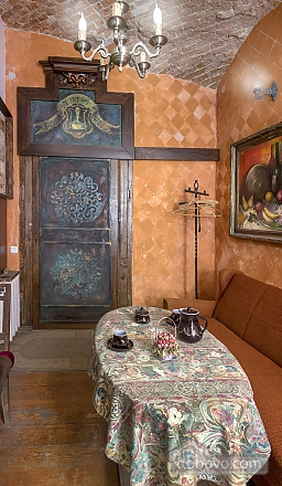 Atmospheric apartment in the heart of Lviv, Monolocale (40679), 006