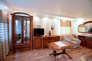 Полностью оборудованные двухкомнатные апартаменты евроремонт возле Gulliver и Mandarin Plaza, 2х-комнатная, 002