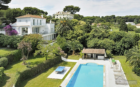 Cap D'Antibes South of France Villa, Cinque Camere (96012), 003