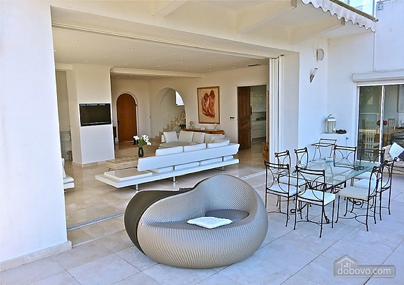 Cap D'Antibes South of France Villa, Cinque Camere (96012), 001