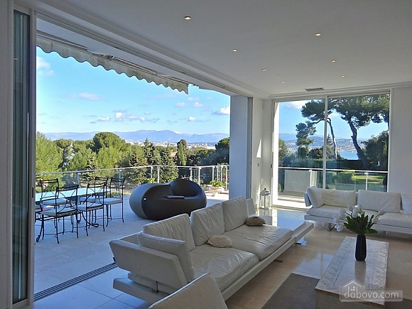 Cap D'Antibes South of France Villa, Cinque Camere (96012), 002