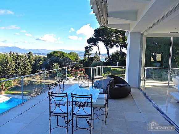 Cap D'Antibes South of France Villa, Cinque Camere (96012), 010