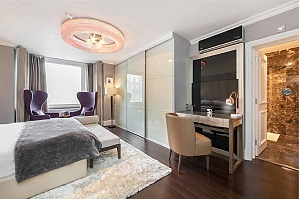 Beautiful flat in central London, Trois chambres, 002