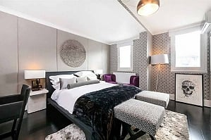 Beautiful flat in central London, Trois chambres, 001