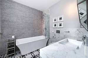 Beautiful flat in central London, Trois chambres, 004
