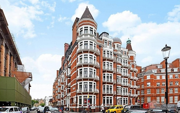 Hans Crescent superior apartment, Cinq chambres (32195), 004