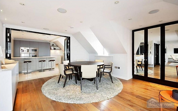 Hans Crescent superior apartment, Sechszimmerwohnung (32195), 006