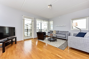 Prague superb flat, Four Bedroom, 004