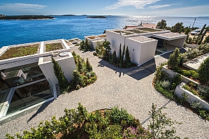 Luxury apartment in Primosten North Dalmatia Croatia, Quatre chambres, 004