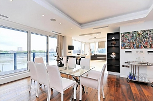Superb flat near London Tower Bridge, Quatre chambres, 002