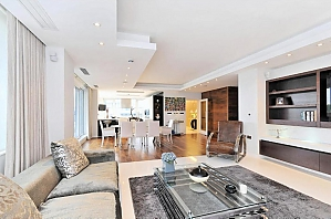 Superb flat near London Tower Bridge, Quatre chambres, 003