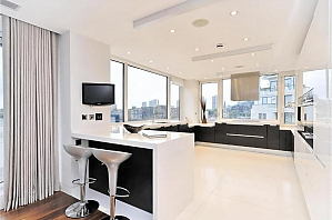 Superb flat near London Tower Bridge, Quatre chambres, 011