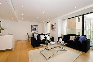 Fulham pristine flat, Five Bedroom, 003
