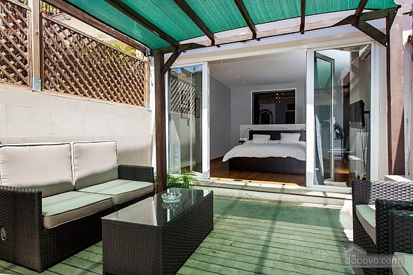 Awesome city center apartment with terrace in Barcelona, Cinq chambres (87204), 004