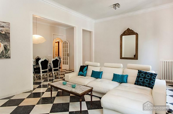 Awesome city center apartment with terrace in Barcelona, Five Bedroom (87204), 001