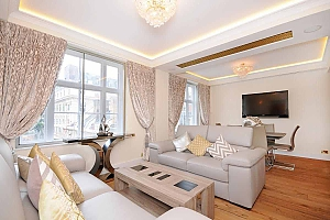 Stockholm townhouse, Four Bedroom, 004