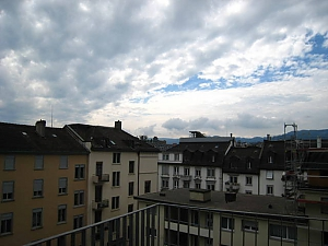 Zurich flat with balcony, Quattro Camere, 008