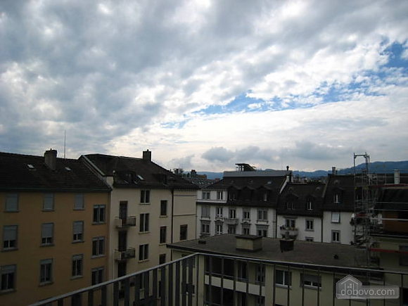 Zurich flat with balcony, Quatre chambres (89805), 008