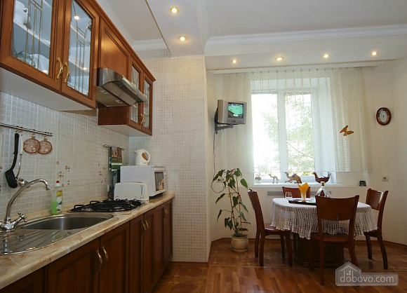 Decent apartment in the center of Kharkov, One Bedroom (13042), 002