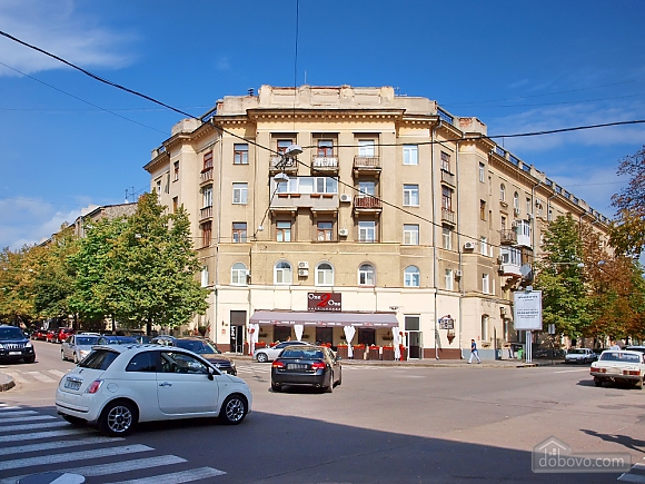 Decent apartment in the center of Kharkov, One Bedroom (13042), 008
