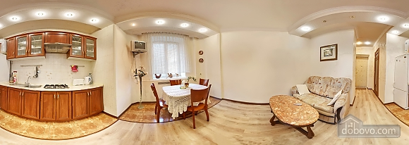 Decent apartment in the center of Kharkov, One Bedroom (13042), 009
