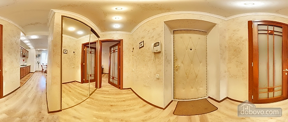 Decent apartment in the center of Kharkov, One Bedroom (13042), 010