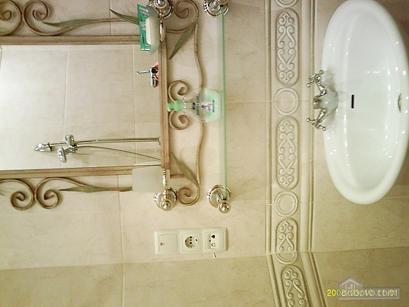 Decent apartment in the center of Kharkov, One Bedroom (13042), 012