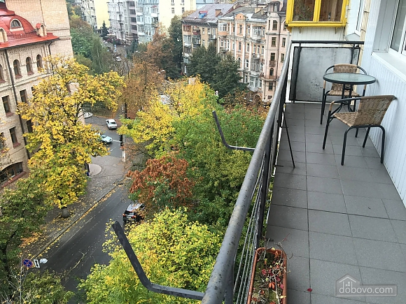 Spacious European studio with the terrace in the center of Kiev, Monolocale (58088), 005