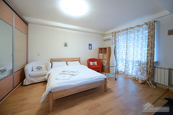 Spacious European studio with the terrace in the center of Kiev, Monolocale (58088), 002