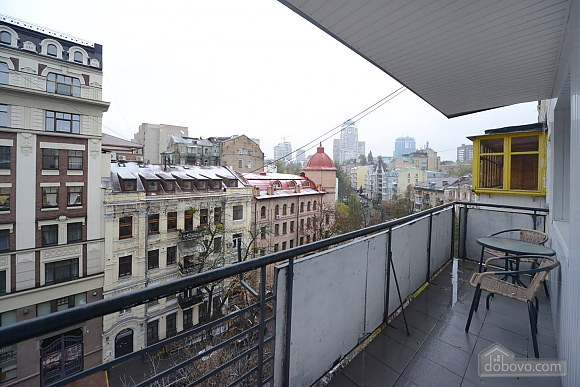 Spacious European studio with the terrace in the center of Kiev, Monolocale (58088), 010