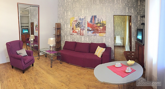One bedroom studio with jacuzzi Center Maidan, Un chambre (45750), 003
