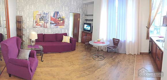 One bedroom studio with jacuzzi Center Maidan, Un chambre (45750), 001