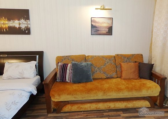Center Khreschatyk Apartment with separate bedrooms, Un chambre (90849), 007