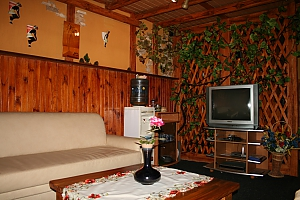 Cottage with sauna, One Bedroom, 003