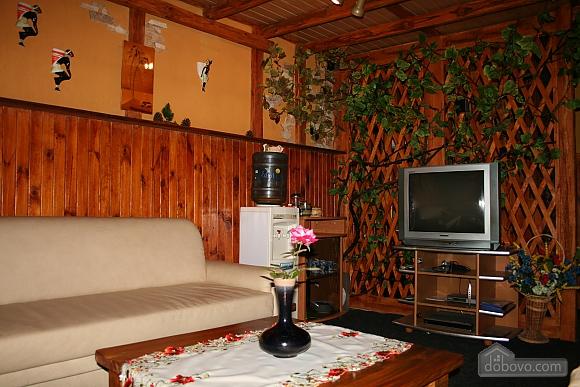 Коттедж с сауной, 2х-комнатная (20409), 003