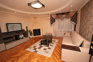 Apartment with a fireplace, One Bedroom, 002
