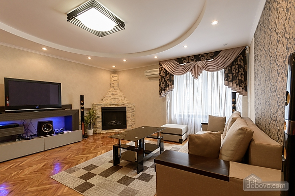 Apartment with a fireplace, One Bedroom (29019), 001