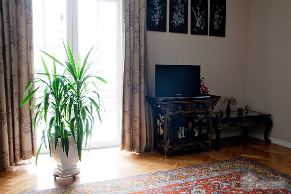 Stylish apartment in a private house, Dreizimmerwohnung (48040), 020