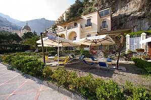 La Caravella Positano - Apartment with 1 bedroom and sea view, One Bedroom, 005