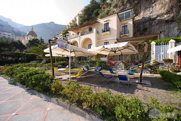 La Caravella Positano - Apartment with 1 bedroom and sea view, Zweizimmerwohnung (28537), 005