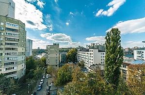 Cozy apartment near metro station, Zweizimmerwohnung, 011