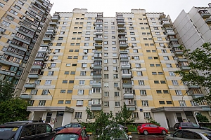 The apartment is near metro station, Un chambre, 011