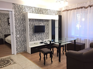 Designer apartment center Lybidska metro station, Un chambre, 001