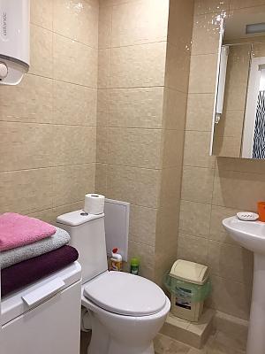 Designer apartment center Lybidska metro station, Un chambre, 008