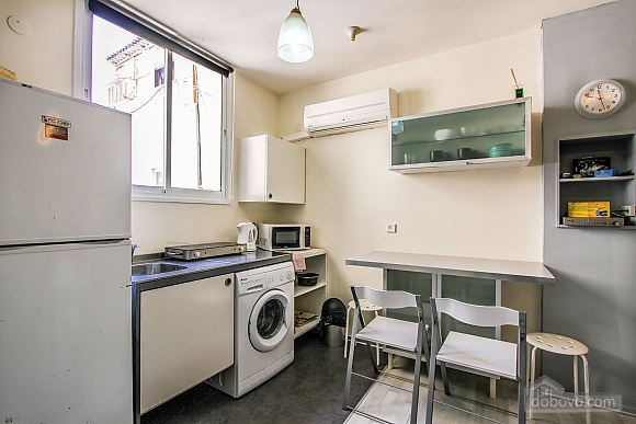 Cozy apartment in Tel Aviv in 3 minutes from the beach, Un chambre (70447), 004