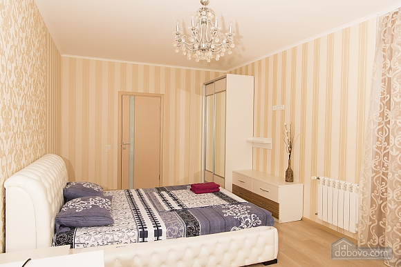 Luxury apartment on Obolonska embankment, Zweizimmerwohnung (50385), 002