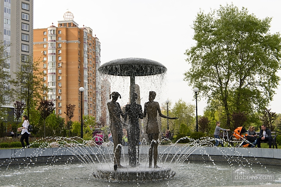 Luxury apartment on Obolonska embankment, Un chambre (50385), 010