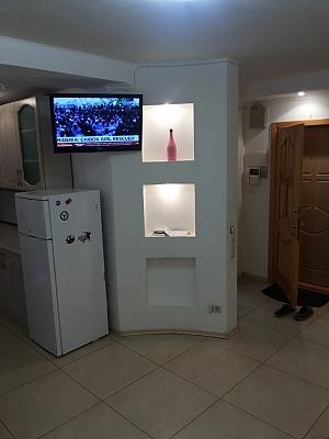 Cozy apartment near Politekhnichnyi Instytut metro station, Due Camere, 004